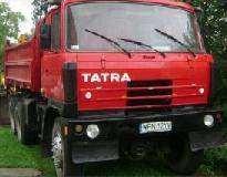 Tatra wywrotka
