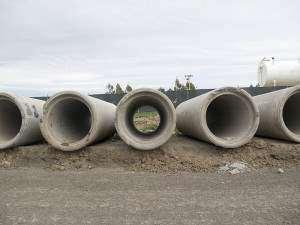 Kręgi betonowe, usługi kanalizacyjne.