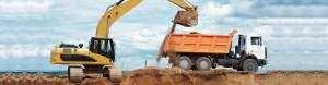 Roboty ziemne, transport ciężarówkami Warszawa